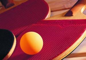 Игра в пинг понг