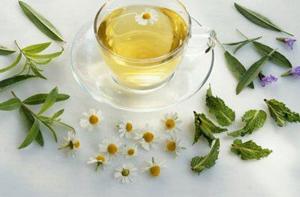 Травяной чай поможет вылечиться зимой!