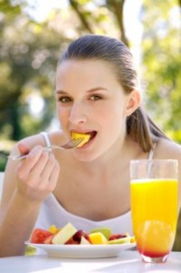 Правильное питание залог здоровья.