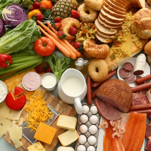 Рацион питания при диетах.