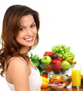 Питание - залог нормального здоровья.