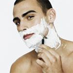 безопасное бритьё.