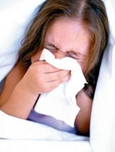 Насморк повод задуматься о гриппе
