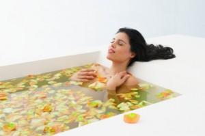 Ванны с лечебными травами способ обновить свою кожу