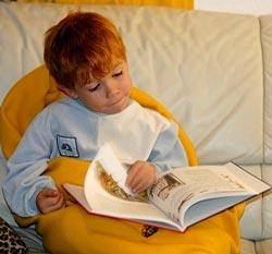 Подбираем правильные книги для детей