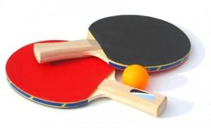 Теннис способствует укреплению здоровья.