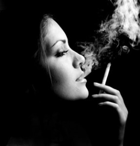 Курение все-таки губит.