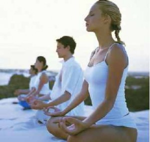 Упражнения для улучшения дыхания.