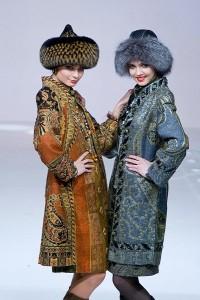 Меховые шапки сезона осень-зима 2011-2012