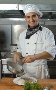 Как работая поваром, быть стройным?