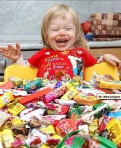 Боремся с зависимостью к сладостям.