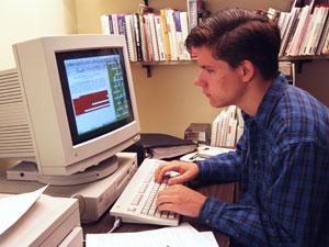 Депрессия появляется у любителей интернета.