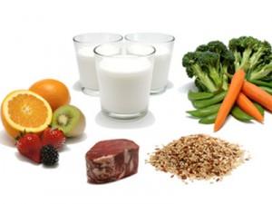 Питание способствует хорошему настроению.