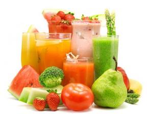 Полезные свойства зелени и овощей.