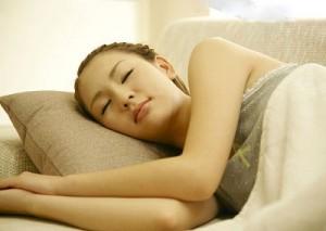 Возможно ли похудение во время сна?