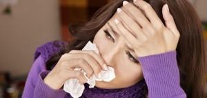 Как быстро избавиться от простуды и насморка?