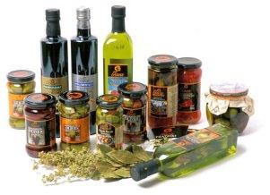 Разновидности оливкового масла