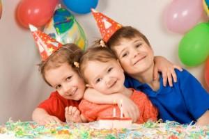 Как провести день рождения ребенка?
