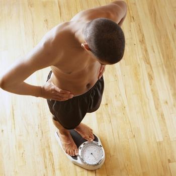 быстро похудеть мужчине
