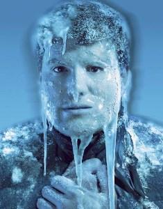 Как поступать при обморожение?