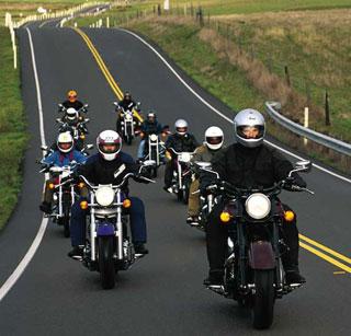 Чем могут заболеть мотоциклисты?