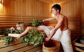 Как париться в русской бане?