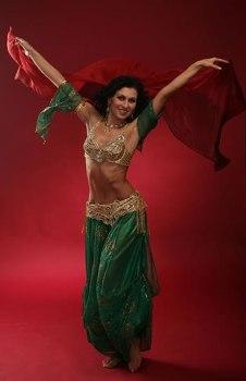 Что необходимо, чтобы исполнить танец живота?