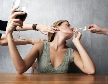 Как мир борется с курением и алкоголем?