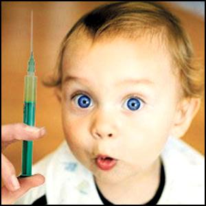 Как уберечь детей от простуды и прививок?