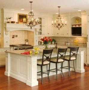 Как создать идеальную кухню для дома?