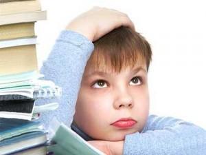 Что делать, если ребёнок не хочет учиться ?