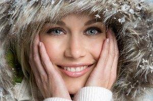 Советы для защиты кожи зимой