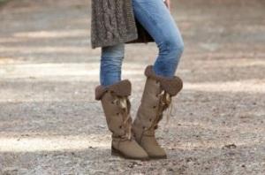 Модные тенденции и критерии выбора зимней обуви
