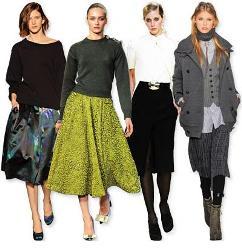 Британский стиль одежды