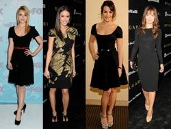 Little Black Dress - платье истории вы всегда восхитительны