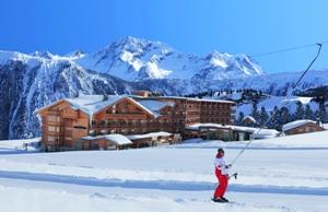 Куршавель – это лучший в мире горнолыжный курорт