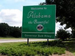 Штат Алабама
