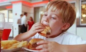 Быстрое питания для детей