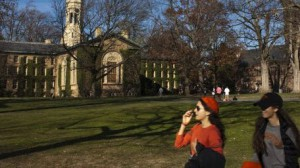 В Принстоне прививки поставили студентам